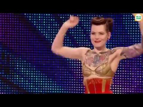 Xxx Mp4 Britain S Got Talent HOT Auditions 3gp Sex