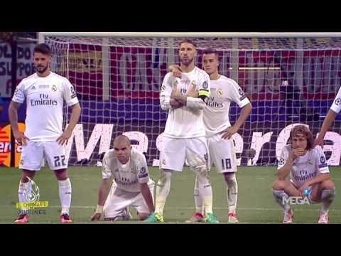Así se vivieron los penaltis que llevaron a levantar la Undécima al Madrid