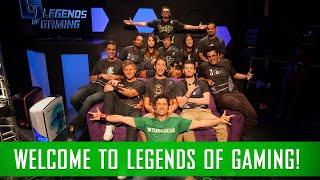 Legends of Gaming Trailer