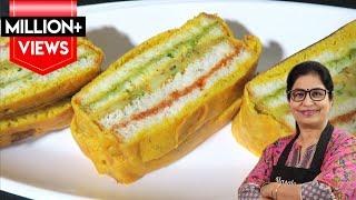 ब्रेड पकोड़ा बनाये इस तरह देखते ही मुँह में पानी आ जाए || Bread Pakoda Recipe ||