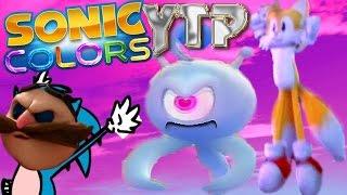 Sonic Colors YTP: Eggman's Best Friend Machine!