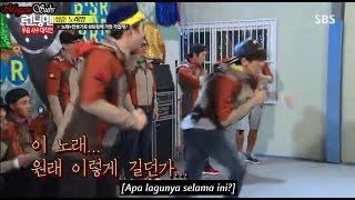 Inilah Tarian Heboh Joget Patah Patah Lee Kwang Soo