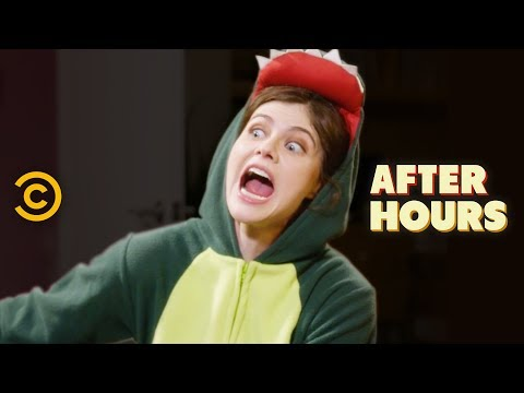 Xxx Mp4 Ever Wanted To Date Alexandra Daddario This Might Change Your Mind After Hours With Josh Horowitz 3gp Sex