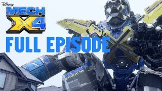Let's Call It MECH-X4! (Full Episode) | MECH-X4 | Disney XD