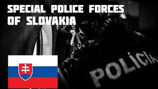 """Special Police Forces Slovakia Police Tribute """"Nothing Is Impossible"""" [Tactical Pear]"""
