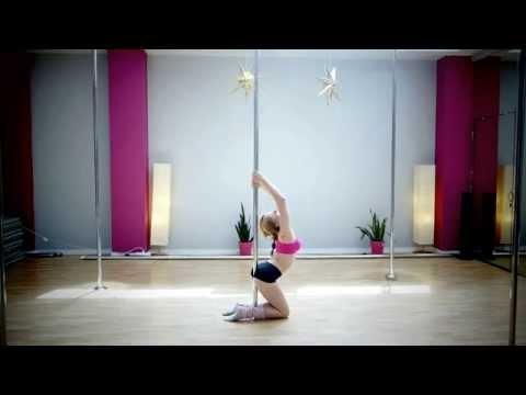 Pole Art Routine 63 - Level 2 (Beyoncé - Back to Black)