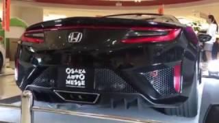 BIKIN NGILER !!! Review Mobil Honda Acura Nsx 2017