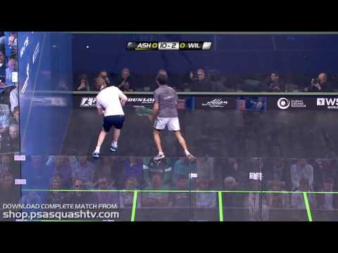 Squash : Is this Ramy's best