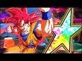 Download Video Download THE BEST GOD GOKU? 100% RAINBOW STAR STR SUPER SAIYAN GOD GOKU SHOWCASE! (DBZ: Dokkan Battle) 3GP MP4 FLV