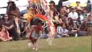 Silver Cloud Singers - Jr. Boy's Fancy - FDR PowWow - Redhawk Native Arts - 010
