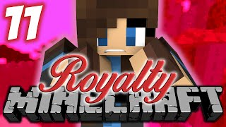 First Kiss | Minecraft Royalty [S1: Ep.11 Minecraft Roleplay]