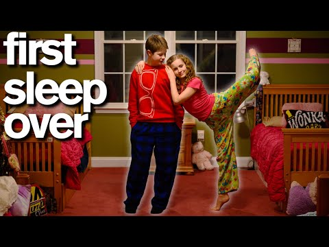 My Son s First Sleepover With His Crush SWEET