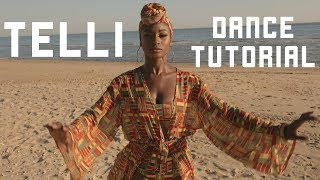 How To Telli (Dance Tutorial) | Chop Daily