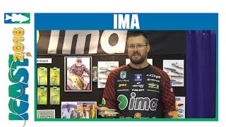New ima Japan Colors with Michael Murphy | ICAST 2016