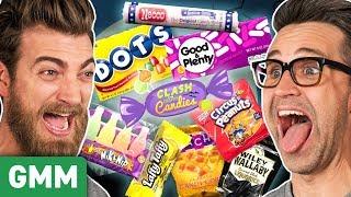 Worst Halloween Candy Taste Test (Day 3)