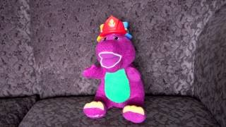 SILLY HATS BARNEY THE DINOSAUR SINGS