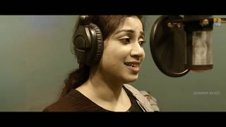 Shreya Ghoshal Singing In Studio | Live Recording  Without Music | Video Song