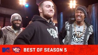 Best Of Season 5 Moments ft. Mac Miller, French Montana & More 🙌 Wild 'N Out