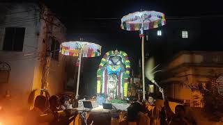 Vilambi Brahmothsavam Day 1 Evening- Simhavahanothsavam