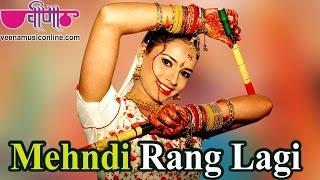 Navratri Garba Songs 2018 Hindi | Mehndi Rang Lagi Full HD |  Hit Dandiya Songs