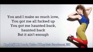 Tinashe - Player ft Chris Brown (Lyrics)