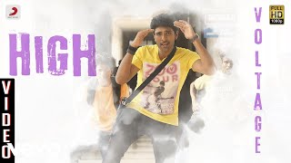 Idu Enna Maayam - High Voltage Video | Vikram Prabhu, Keerthy | G.V. Prakash