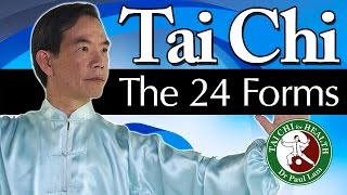 Tai Chi the 24 Forms | Dr Paul Lam