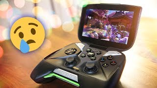 Revisiting the Nvidia Shield Portable in 2017!
