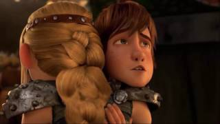 Hiccstrid monets (Astrid and hiccup scenes)