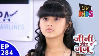 Jeannie aur Juju - जीनी और जूजू - Episode 284 - Argument Between Jeannie And Juju
