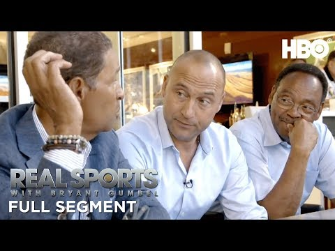 Derek Jeter From Shortstop To The Front Office Full Segment Real Sports w Bryant Gumbel HBO