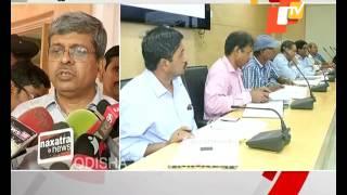 Chief Secretary AP Padhi reviews rail projects in Odisha