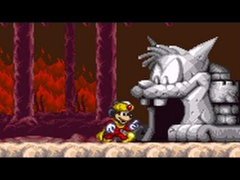 Vamos Jogar Magical Quest Starring Mickey Mouse Pateta Na Velocidade Da Luz