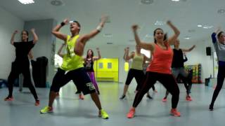 Daddy Yankee Ft  Play N Skillz   Firehouse Zumba choreo emanuel