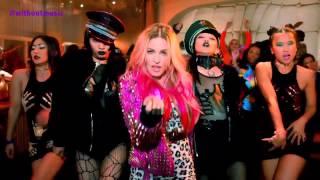 Bitch, I'm Madonna (Madonna) - Клип без музыки
