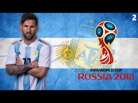 Argentina World Cup Mode - Episode 2 - REACHING POTENTIAL?! - Fifa 18