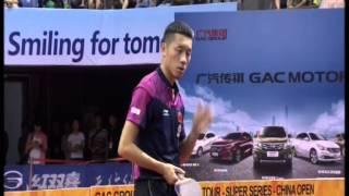 نهائي بطولة الصين الدولية لكرة الطاولة