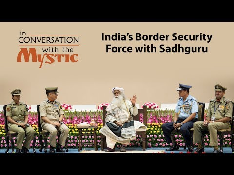 India's BSF Officers in Conversation with Sadhguru [Full Episode]
