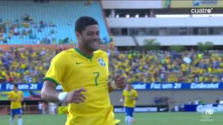 Brazil vs Panama 4 - 0  All Goals and Highlights HD 03 06 2014