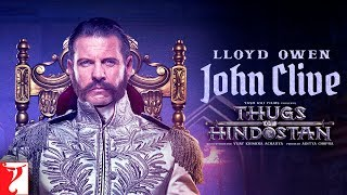 John Clive | Thugs Of Hindostan | Motion Poster | Releasing 8th November 2018