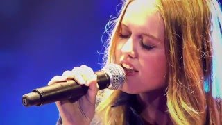 14-Year Old Anke Sings Jessie J's Flashlight - Breathtaking