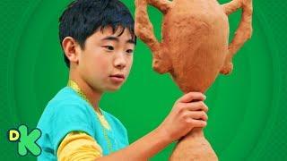 O troféu do Tio Passarinho | O Zoo da Zu | Discovery Kids Brasil