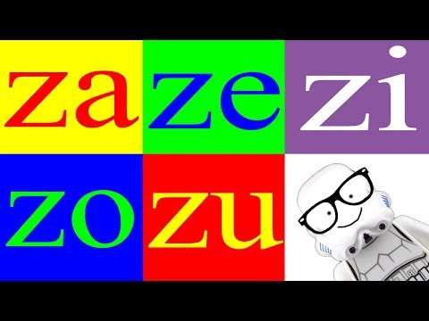 Xxx Mp4 Aprender A Leer 21 – Sílabas Za Ze Zi Zo Zu – La Letra Z Canal Block 6 3gp Sex