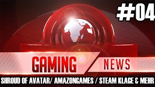 Digital Homicide, Amazon Games, Shroud of the Avatar - Gaming News