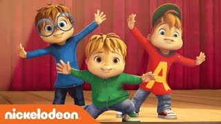 ALVINNN!!! and the Chipmunks   'Official Theme Song' Remixed 9 Different Ways    Nick