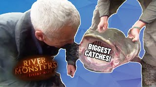 Biggest Catches: Part 1 - River Monsters