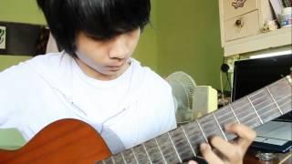 bengawan solo (akustik cover) by yogi abilawa arr jubing
