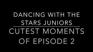 Dancing With The Stars Juniors - Cutest/Funniest Moments of Episode 2