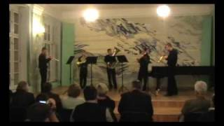 WEST BrassQuintet( live concert ) Ennso Moriccone Moment for Morricone