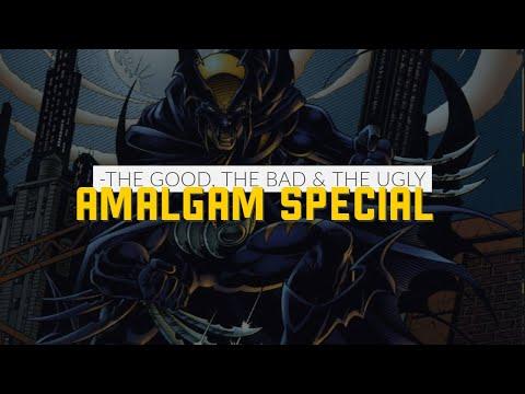 Xxx Mp4 Amalgam Comics Special Marvel DC Crossover 3gp Sex